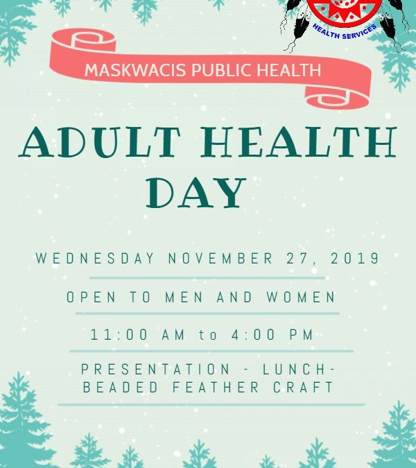 Adult Health Day