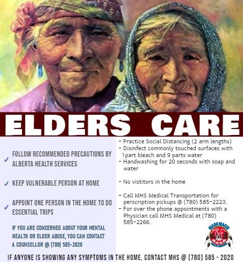 Elders Care Information