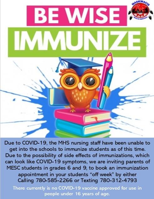 Child and School Immunizations