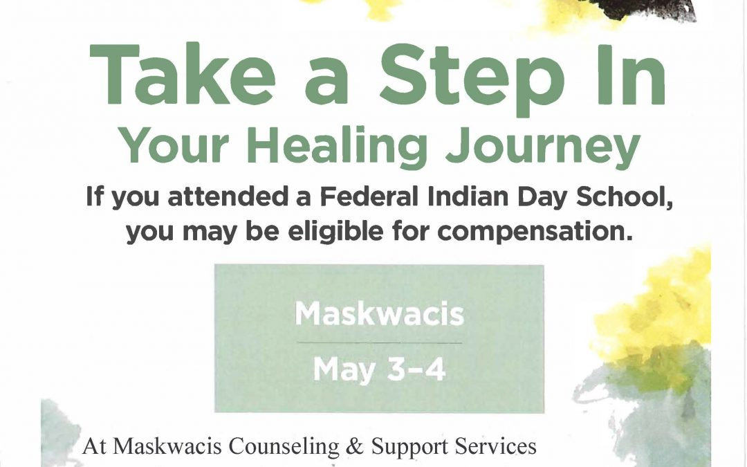 Maskwacis Counseling & Support Services – Indian Day School compensation