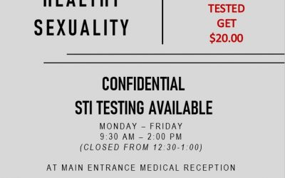 STI Testing at MHS Medical