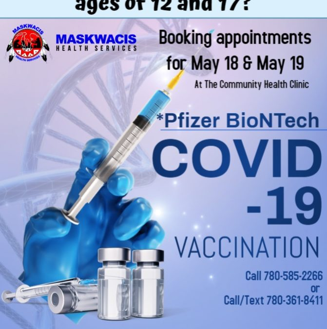 COVID-19 Vaccination for Youth 12-17