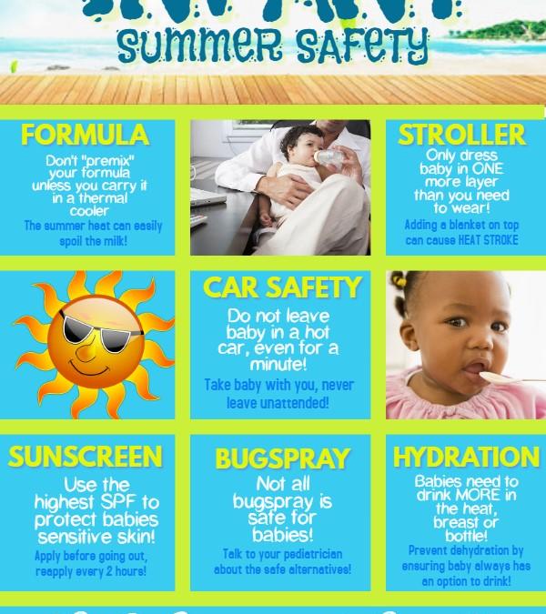 INFANT SUMMER SAFETY