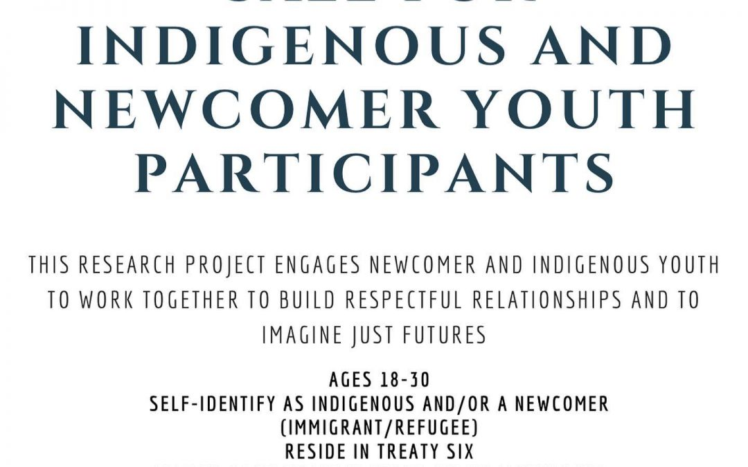 Call for Indigenous youth