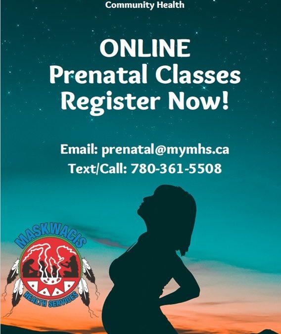 On-line Prenatal Classes